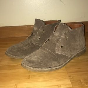 Lucky Brand Shoes - Lucky Brand leather boots